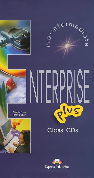 Enterprise Plus: Pre-Intermediate (аудиокурс на 5 CD)