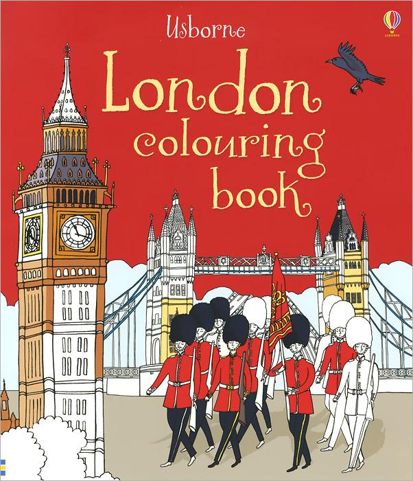 London Сolouring Book