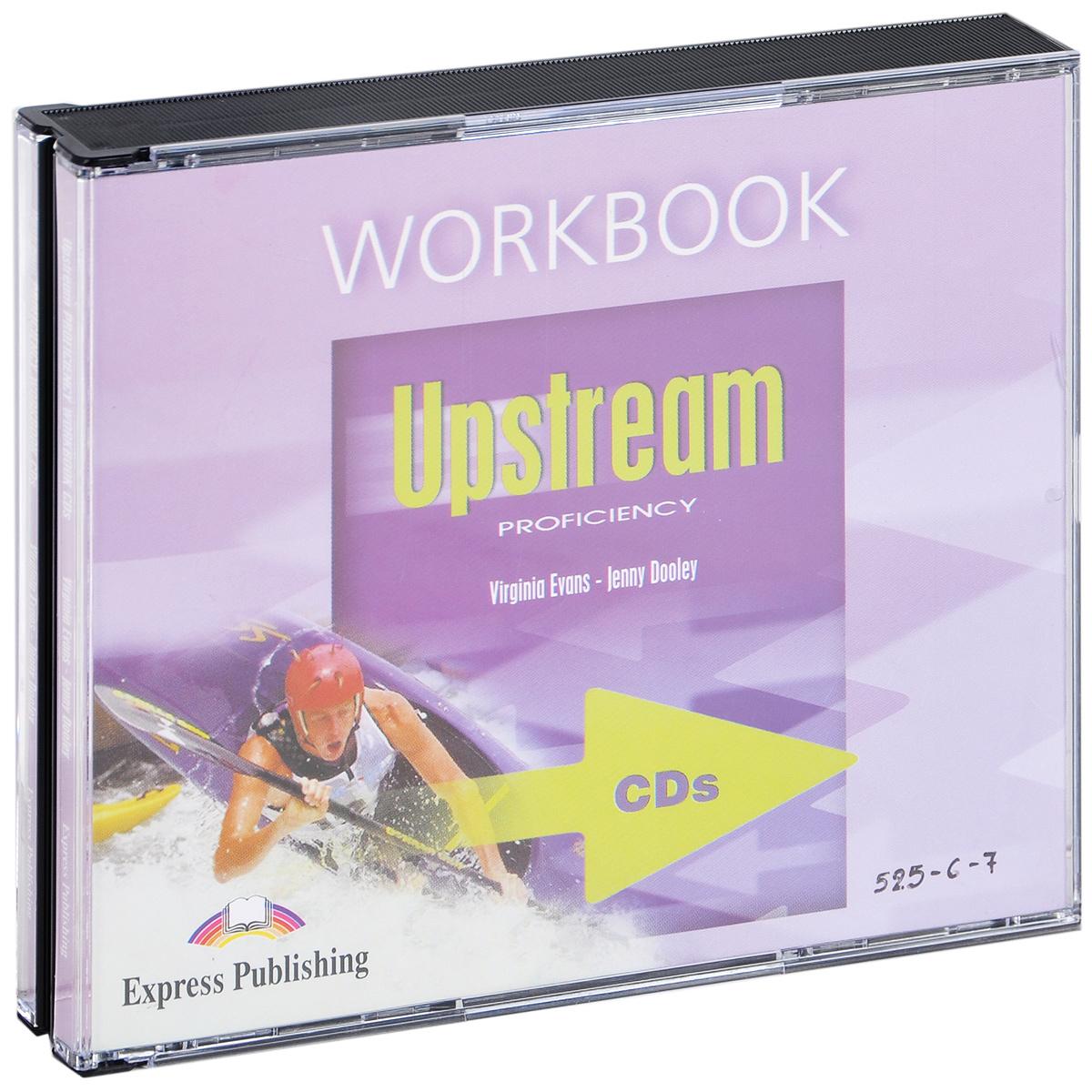 Upstream: Proficiency C2: Workbook (аудиокурс на 3 CD)