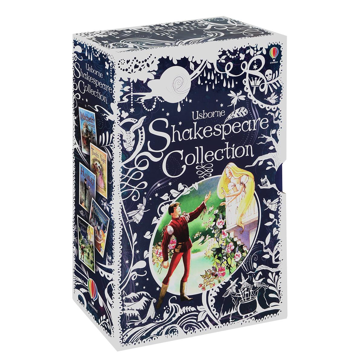 Shakespeare Collection (комплект из 5 книг)