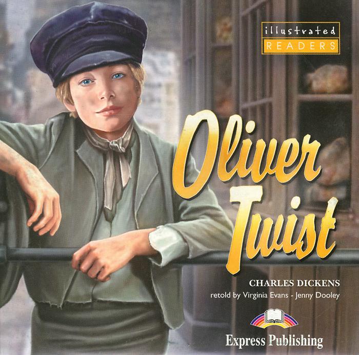 Oliver Twist (аудиокнига CD)