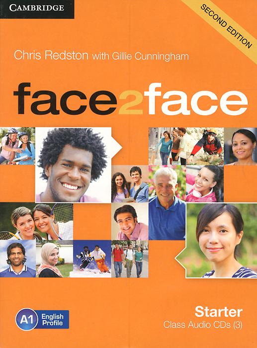 Face2Face: Starter (��������� �� 3 CD)