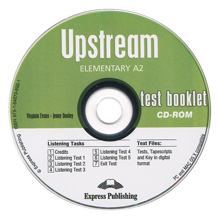 Upstream Elementary A2: Test Booklet (аудиокурс на CD)