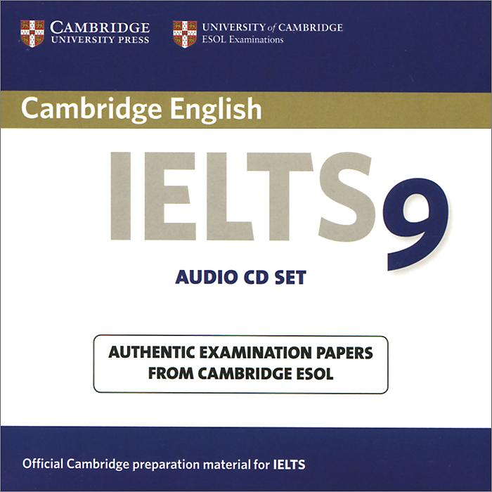 IELTS 9 (аудиоурс на 2 CD)