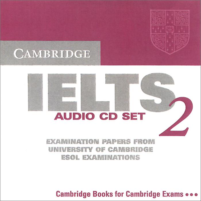Cambridge IELTS 2 (аудиокурс на 2 CD)
