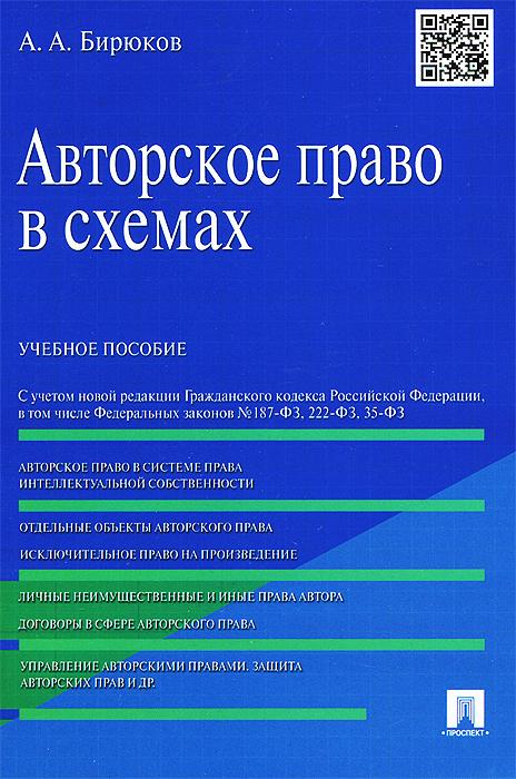 Бирюков А.А. Авторское право в