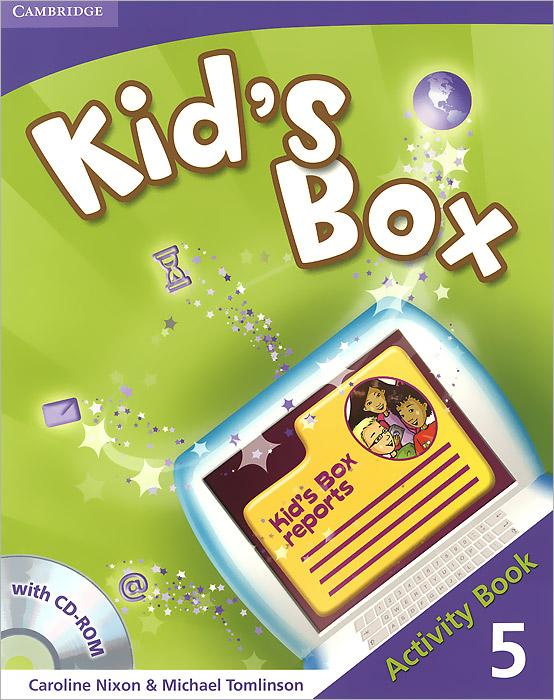 Kid's Box: Level 5: Activity Book (+ CD-ROM)