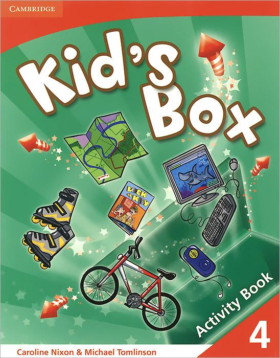 Kid's Box 4: Activity Book