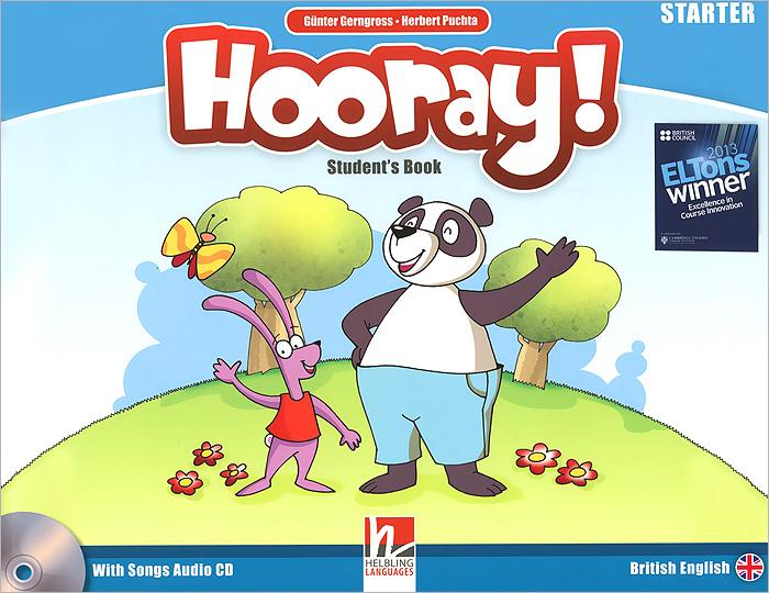 Hooray! Starter: Student's Book (+ CD)