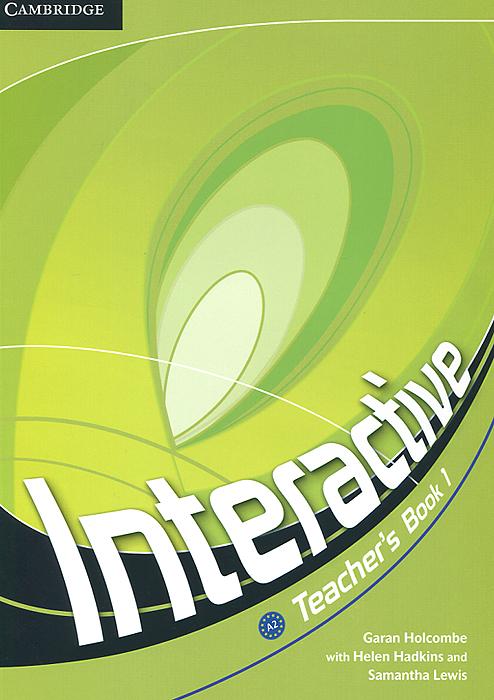 Interactive: Level 1: Teacher's Book