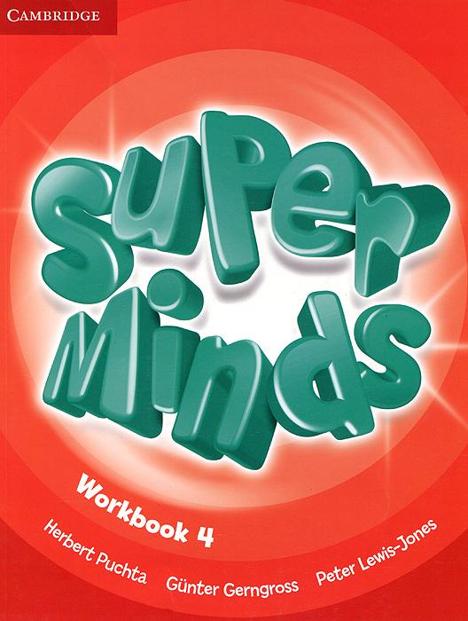 Super Minds 4: Workbook