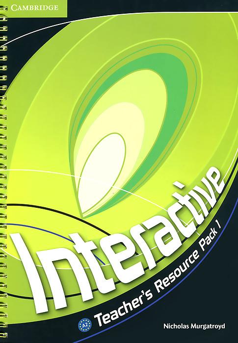 Interactive: Level 1: Teacher's Resource Pack