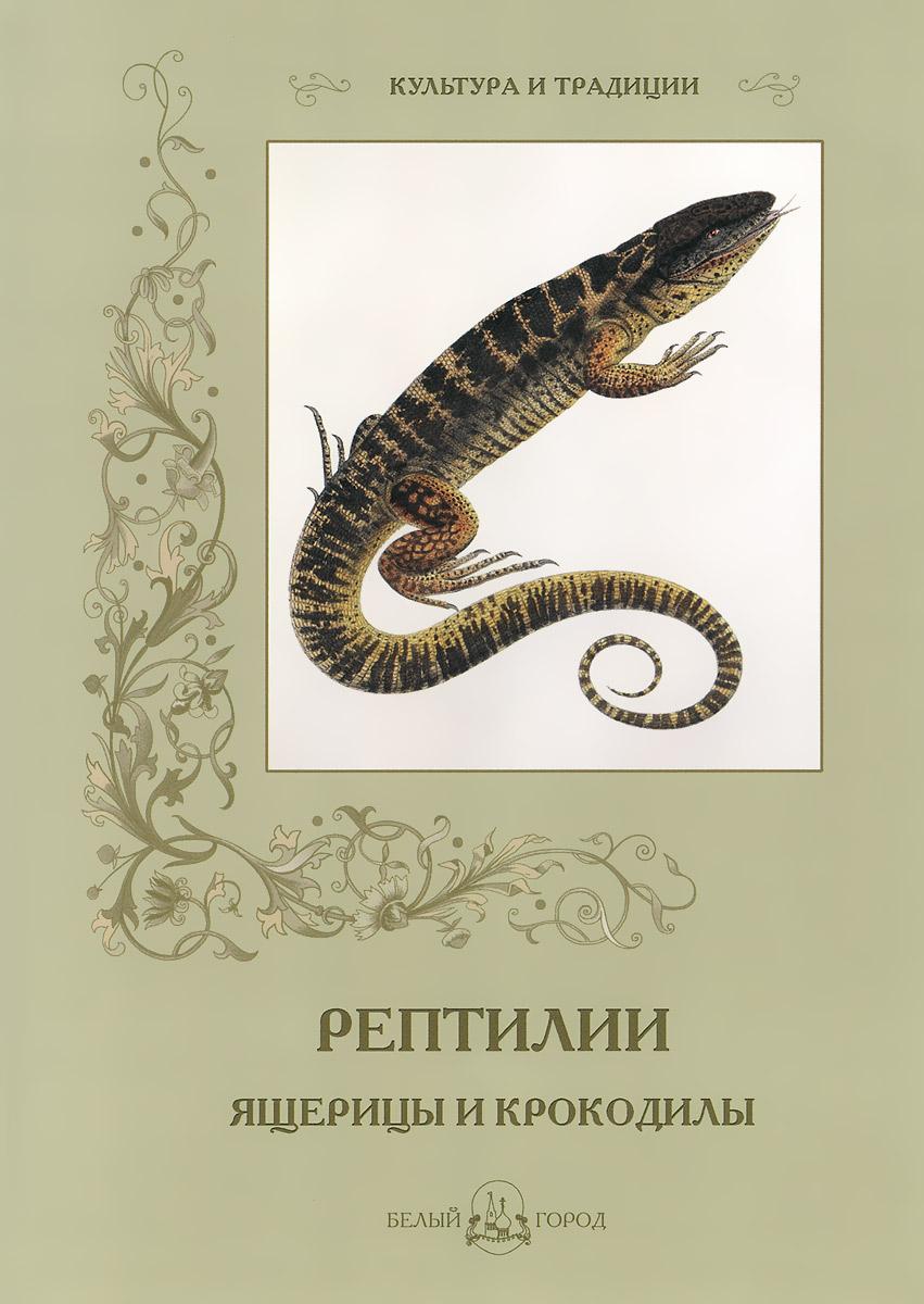 Рептилии. Ящерицы и крокодилы