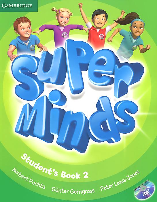 Super Minds Level 2 Student's Book (+ DVD-ROM)