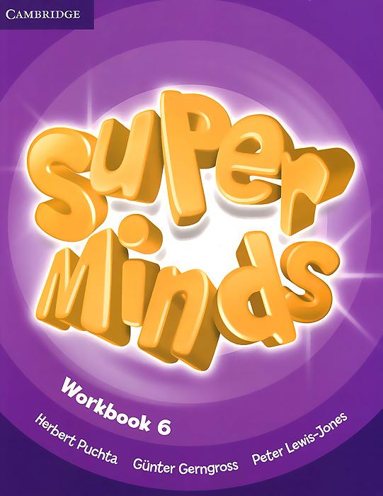 Super Minds: Level 6: Workbook