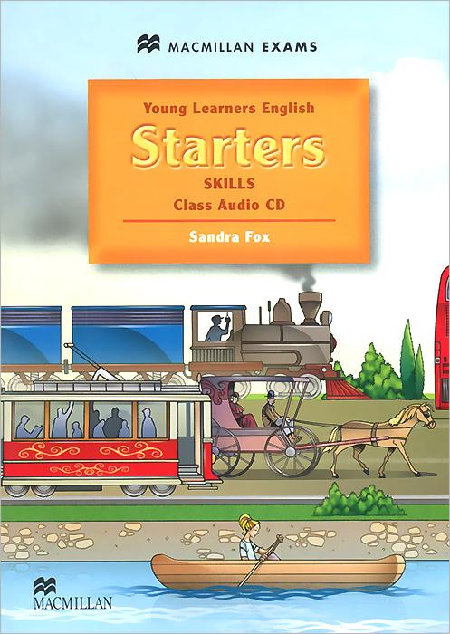 Starters Skills: Class Audio CD (аудиокурс на CD)