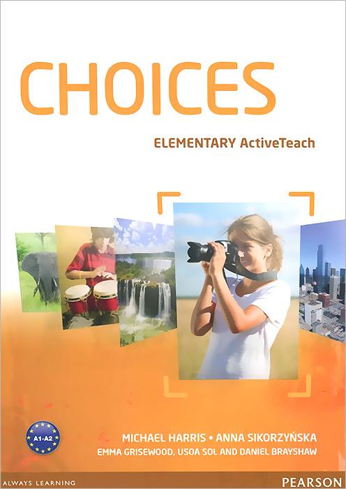 Choices: Elementary: Active Teach (+ буклет)