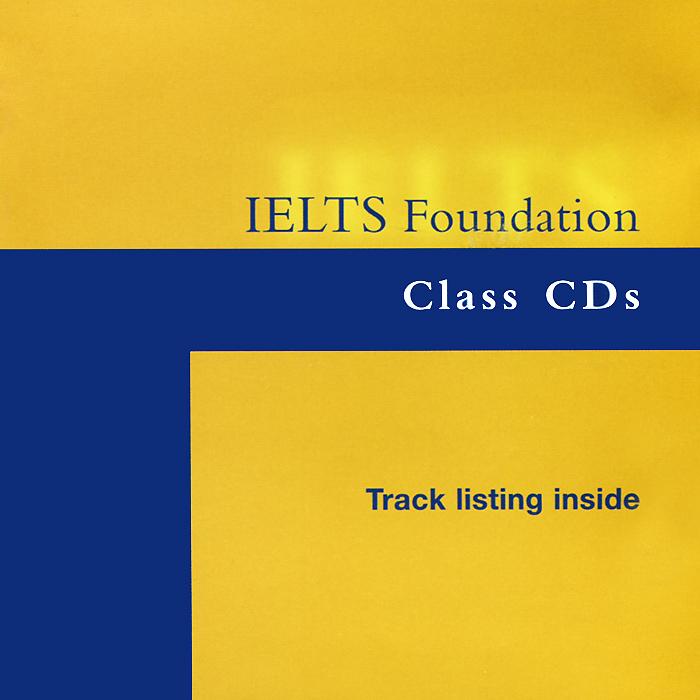 IELTS Foundation: Class CDs (аудиокурс на 2 CD)