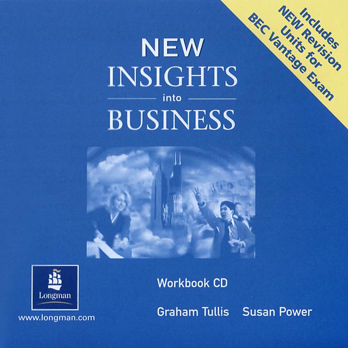 New Insights into Business: Workbook (аудиокурс CD)