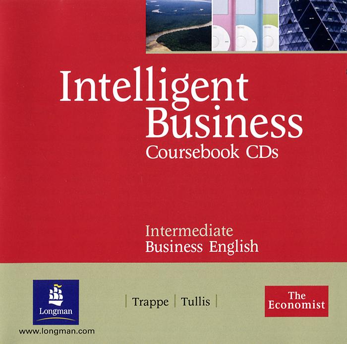 Intelligent Business: Intermediate: Coursebook CDs (аудиокурс на 2 CD)
