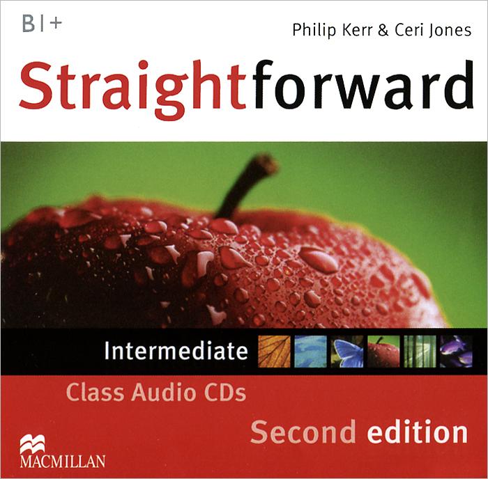 Straightforward B1+: Intermediate (аудиокурс на 2 CD)