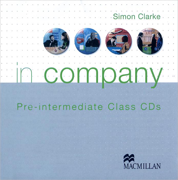 In Company: Pre-intermediate (��������� �� 2 CD)