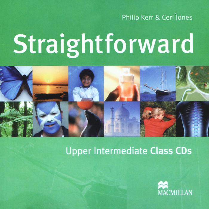 Straightforward: Upper Intermediate: Class CDs (аудиокурс на 2 CD)