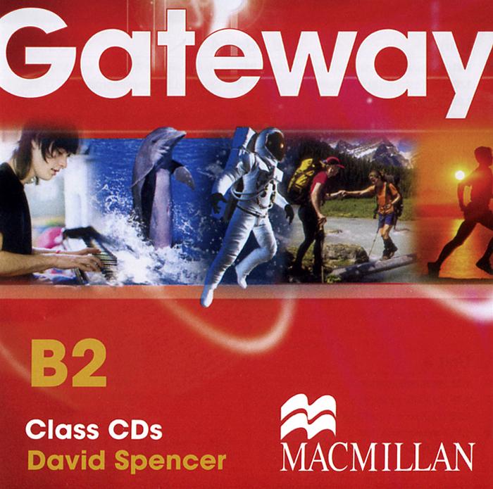 Gateway B2: Class CDs (аудиокурс на 2 CD)