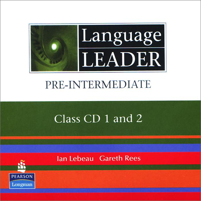 Language Leader: Pre-Intermediate: Class CDs (��������� �� 2 CD)