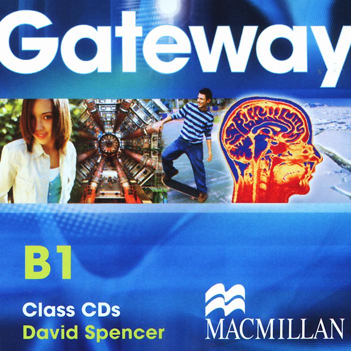 Gateway B1: Class CDs (аудиокурс на 2 CD)