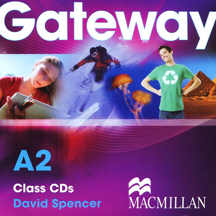 Gateway A2: Class CDs (аудиокурс на 2 CD)