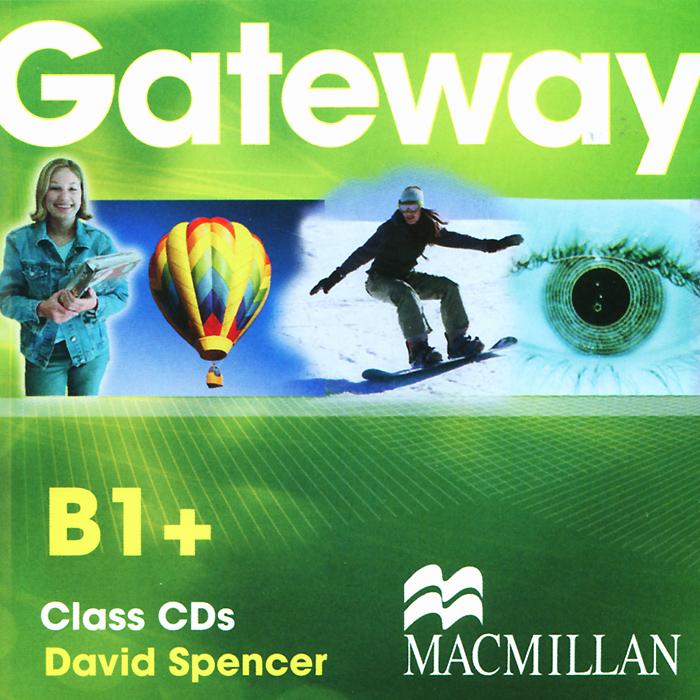 Gateway B1+: Class CDs (аудиокурс на 2 CD)
