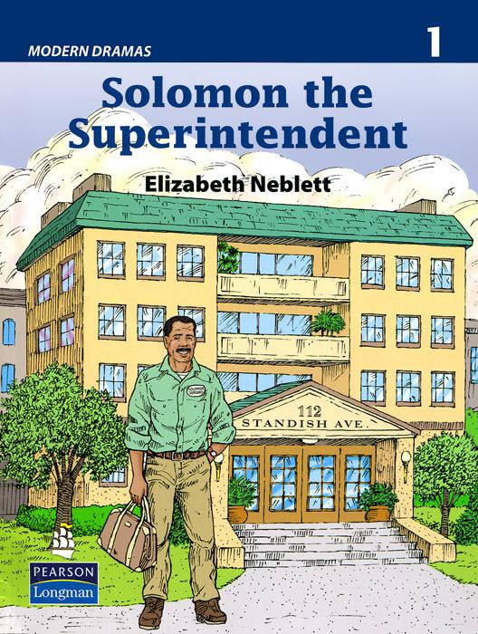 Solomon the Superintendent: Modern Dramas 1 (+ CD-ROM)