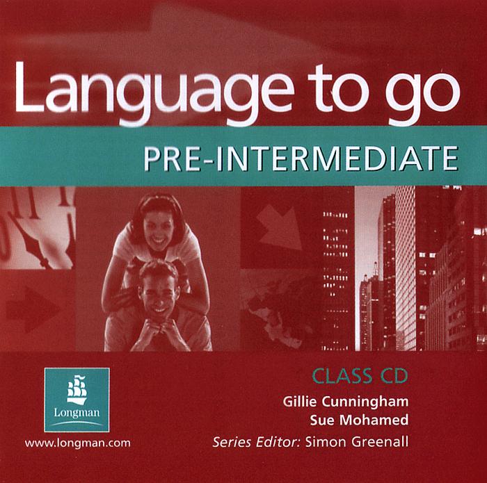 Language to Go: Pre-Intermediate (аудиокурс CD)