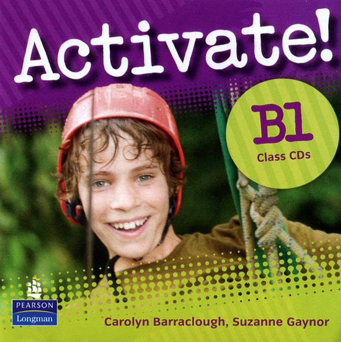 Activate! B1: Class CDs (аудиокурс на 2 CD)