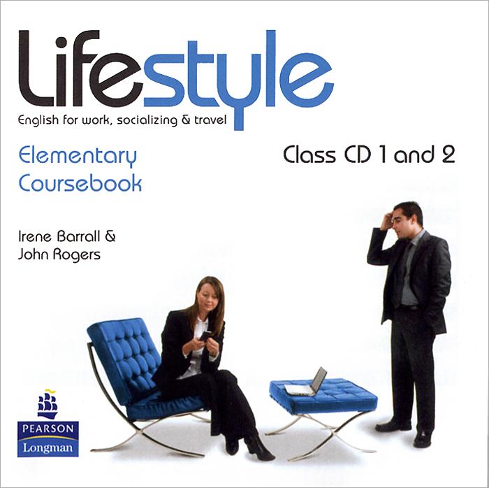 Lifestyle: Elementary: Coursebook (аудиокурс на 2 CD)