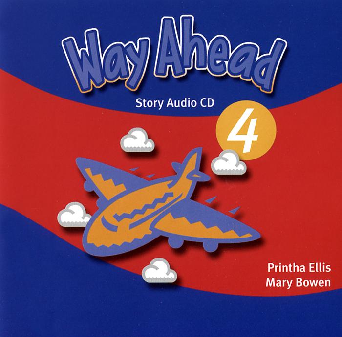 Way Ahead 4: Story Audio CD (аудиокнига CD)