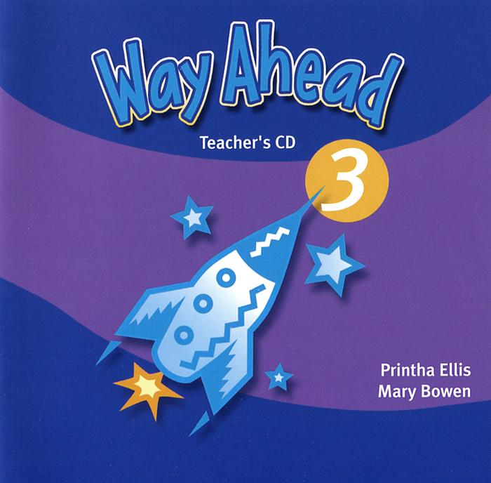 Way Ahead 3: Teacher's Book (��������� CD)
