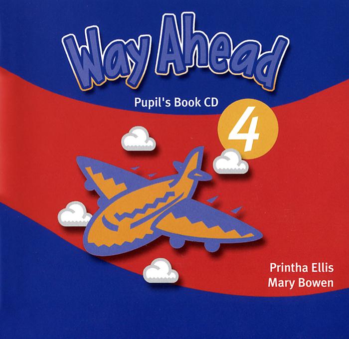 Way Ahead 4: Pupil's book (аудиокурс CD)