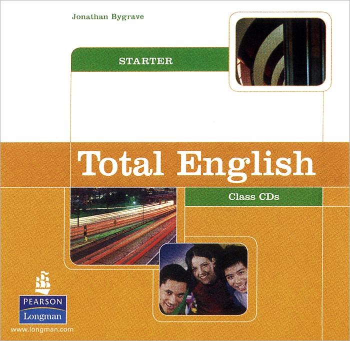 Total English: Starter (��������� �� 2 CD)