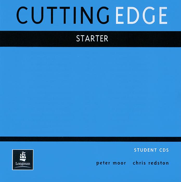 Cutting Edge: Starter: Student CDs (аудиокурс на 2 CD)