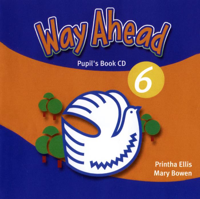 Way Ahead 6: Pupil's Book (аудиокурс CD)