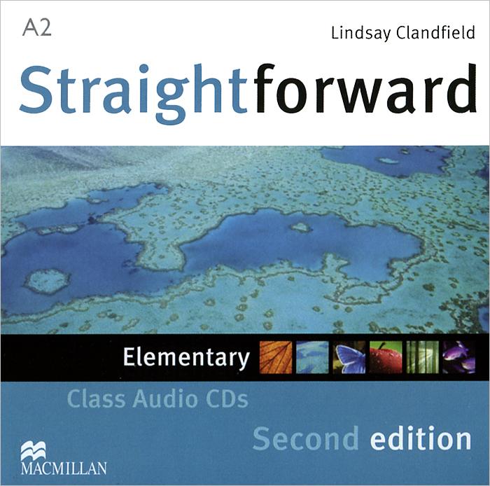 Straightforward: Elementary: Class Audio CDs (аудиокурс на 2 CD)