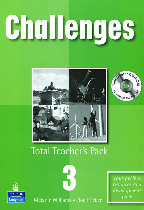 Challenges 3: Total Teacher's Pack (+ CD-ROM)