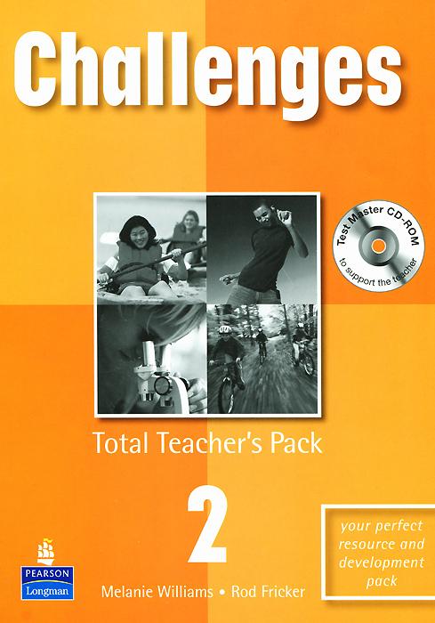 Challenges 2: Total Teacher's Pack (+ CD-ROM)