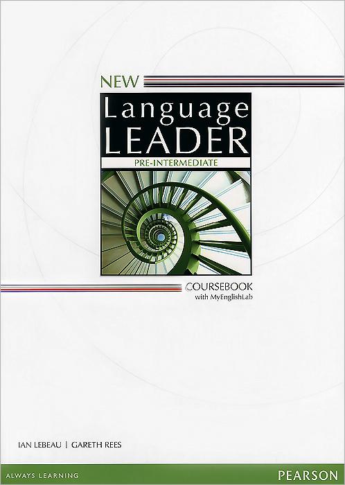 New Language Leader: Pre-Intermediate: Coursebook with MyEnglishLab