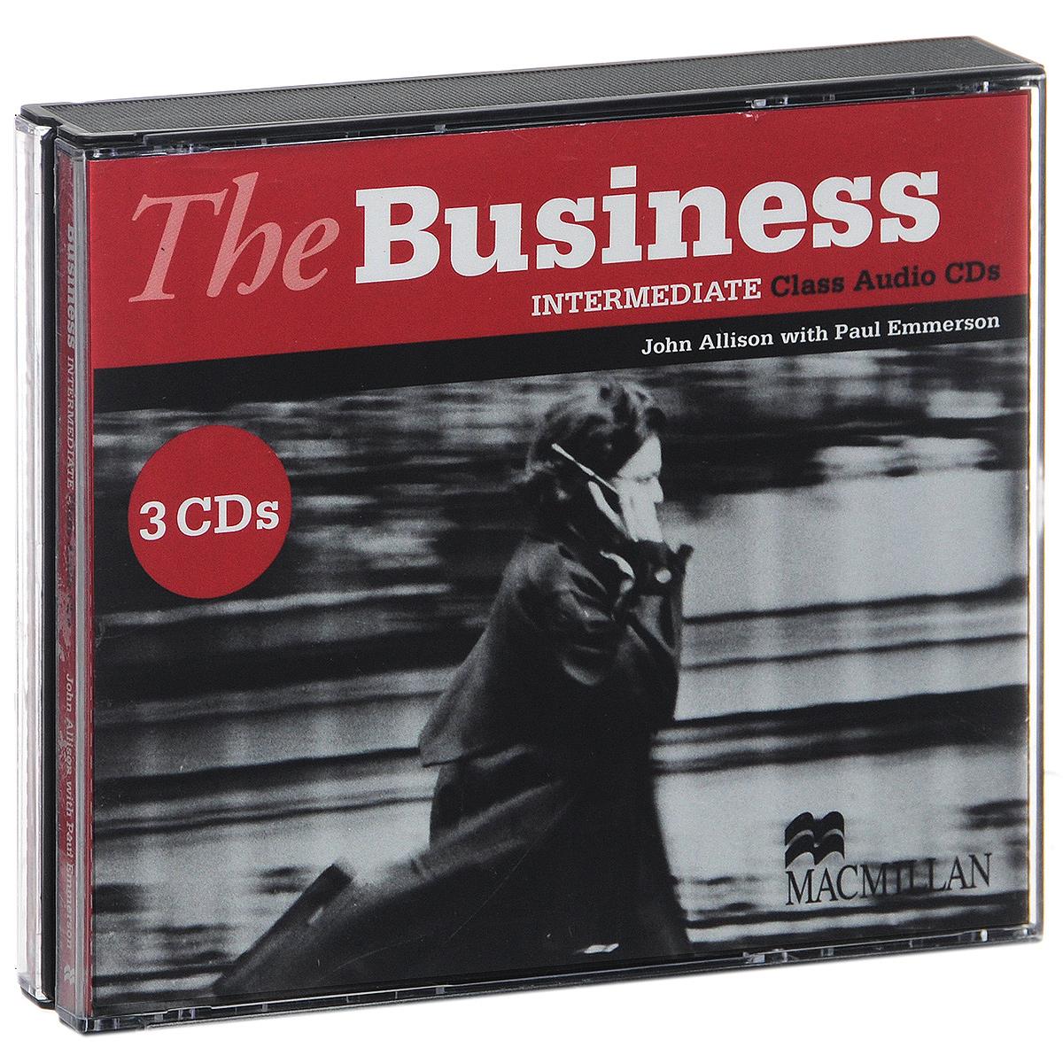 The Business: Intermediate (аудиокурс на 3 CD)