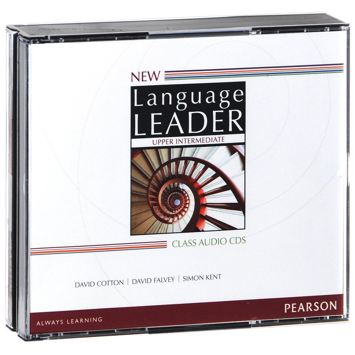 New Language Leader: Upper Intermediate (��������� �� 3 CD)