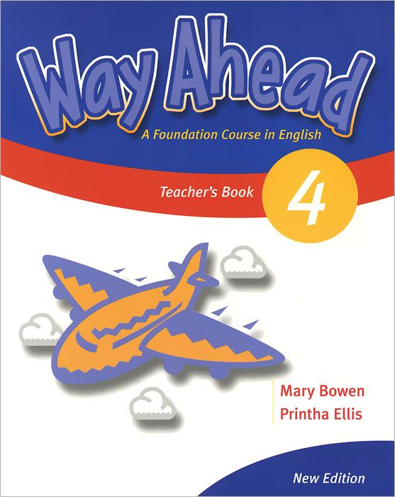 Way Ahead 4: Teacher's Book