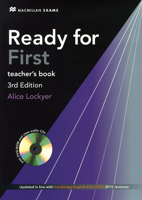 Ready for First: Teacher's Book (+ 2 CD)